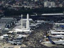 ВоФранции открывается один изкрупнейших вмире авиасалонов Ле-Бурже