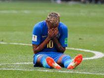 Черная полоса Неймара: из-за долгов арестовано имущество бразильца