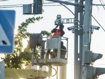 В Бишкеке отключили  камеры «Безопасного города»