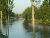 В Араванском районе ищут супругов, которые упали в Южно-Ферганский канал