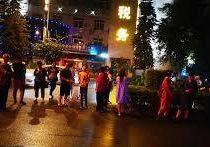 Мощное землетрясение произошло в Китае