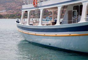 В Венеции лайнер протаранил теплоход