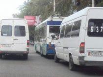 Центр Бишкека частично разгрузят от маршруток