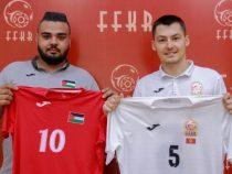 Сборная Кыргызстана по футболу сыграет с Палестиной в белой форме