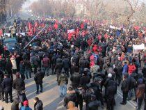 Проведение митингов в центре Бишкека запрещено