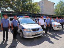 Два передвижных приемных пункта милиции заработали в Чуйской области