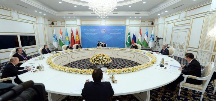 Следующий саммит глав государств ШОС пройдет в России