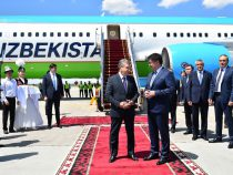 Саммит ШОС. В Кыргызстан прибыли президент Узбекистана и премьер-министр Индии