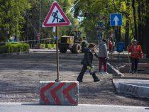 В столице на ремонт закрывается отрезок проспекта Жибек Жолу