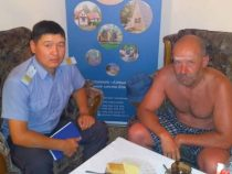 С казахстанца, которого искали на Иссык-Куле, требуют возместить ущерб за скутер