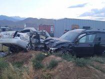 Милиция ищет свидетелей крупной аварии в Чолпон-Ате