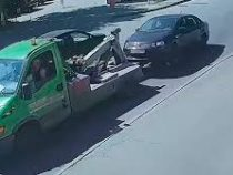 В Подмосковье мужчина вызвал эвакуатор для угона авто
