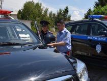 На Иссык-Куле туристическая милиция получила внедорожники