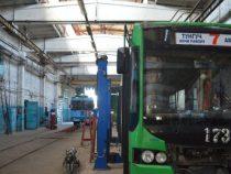Мэрия Бишкека отремонтировала старые автобусы