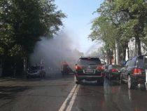Столичные улицы в период жаркой погоды будут мыть ежечасно