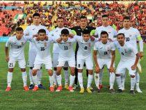 Кыргызстан узнал соперников по отбору на ЧМ по футболу
