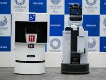 Встречать гостей на Олимпийских играх в Токио будут роботы