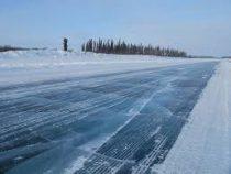 Дороги из снега и льда появятся в России