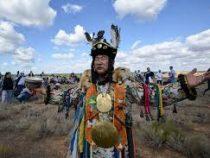 40 шаманов на острове Ольхон будут камлать о дожде