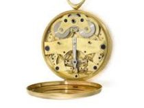 Карманные часы проданы нааукционе вЛондоне за4,5 миллиона долларов