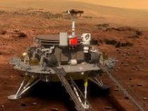 О постройке марсохода объявили в Китае