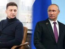Президенты России иУкраины провели первый телефонный разговор