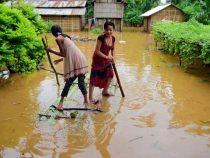 Пять миллионов индусов оказались в зоне бедствия