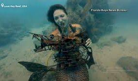 Во Флориде прошел фестиваль подводной музыки