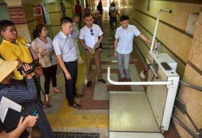 Подземку на пересечении проспектов Чуй и Манаса приведут в порядок