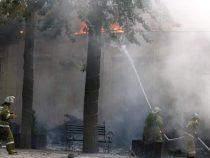 Пожар в ресторане на Молодой Гвардиилокализован