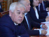АКС  ГКНБ задержала главу Госагентства охраны окружающей среды илесного хозяйства