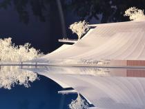 В Китае построят театр в форме парусного судна