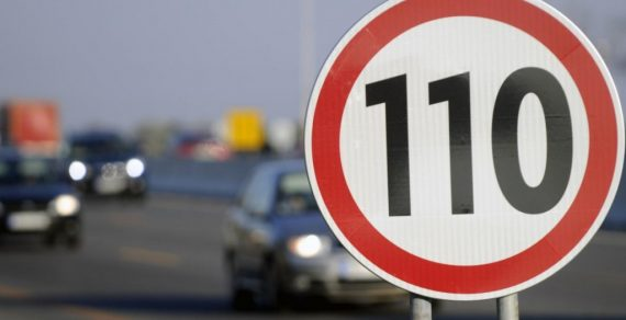 Мнение юриста по увеличению скорости на трассах до 110 км/ч