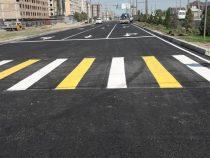 Улицу Жайыл Баатыра в Бишкеке открыли для проезда транспорта