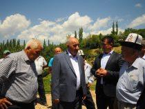 В двух селах Узгенского района появилась чистая питьевая вода