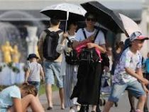 В Европе из-за жары раскаляются рельсы железных дорог