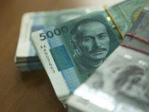 Средняя зарплата в Кыргызстане выросла на 623 сома