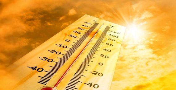 В ближайшие четыре дня в Бишкеке прогнозируется аномальная жара