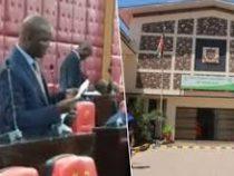Работа региональной ассамблеи была прервана из-за запаха кишечных газов