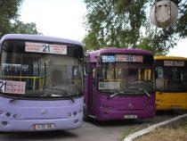 Общественный транспорт в Бишкеке работает в штатном режиме