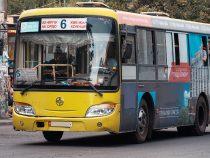 В Бишкеке продлен маршрут автобуса №6