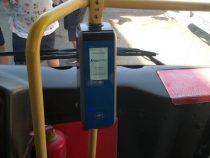 Электронную оплату за проезд в автобусах Бишкека введут в сентябре