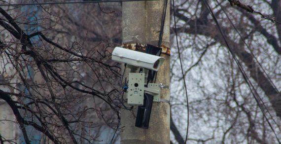 «Безопасный город». Камеры зафиксировали более 400 тысяч нарушений ПДД