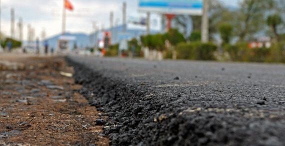 Строительство дороги Маданият – Джалал-Абад приостановлено
