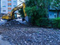 В Бишкеке начался ремонт еще трех улиц