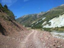 Дорогу в ущелье Каркыра начнут строить в следующем году