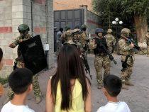 Генпрокуратура начала расследование дела по беспорядкам в  Кой-Таше