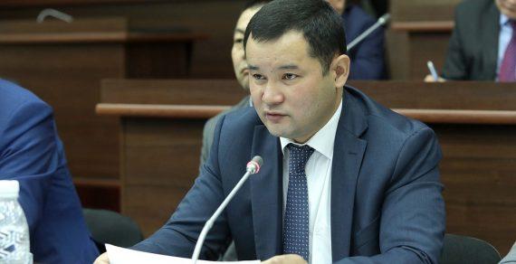 Ренат Тулебердиев освобожден от должности председателя ФУГИ