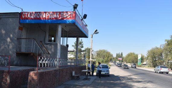 На пяти постах в Чуйской области появились камеры видеонаблюдения