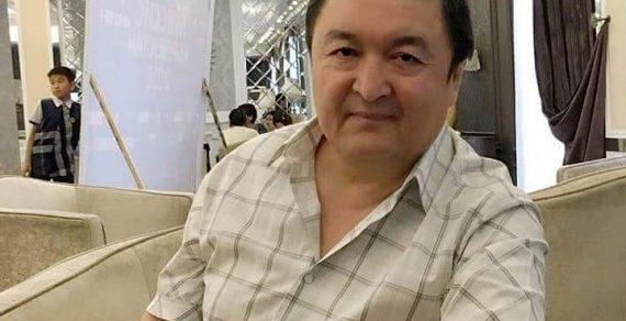 Адвокат экс-замминистра МВД КурсанаАсанова— ИкрамидинАйткулов задержан